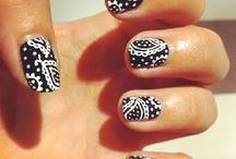 Nail art **
