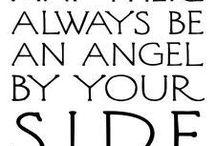 angels / by Debbie Pope Akers