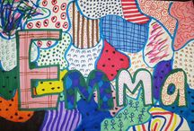 2nd gr art / by Haylee Richardson