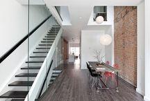 Interior decoração / Ideias de decoração