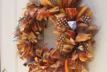 Thanksgiving Decor / Fun and elegant decorating ideas for your Thanksgiving holiday gathering.