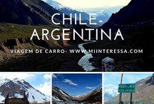 viagem Chile