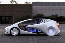 EV Futuristic