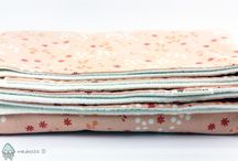 Baby blankets / swaddles - organic cotton