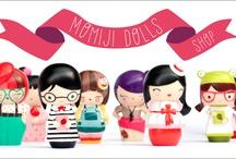 Momiji & Kokeshi Dolls