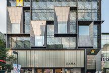 Architectural facade / Архитектурные фасады