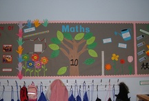 Year 5 set displays and activities