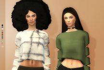 Sims 4 CC- Tops