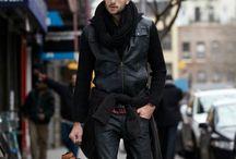 men's wear inspiration / by Carol Ann Wachter