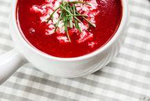 J - polévky