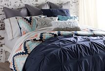 Navy Bedrooms / by Amanda Evans