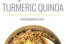 Turmerinc quinoa