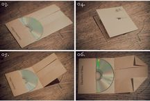 cd cover pop up