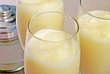 Mis recetas  (drinks)