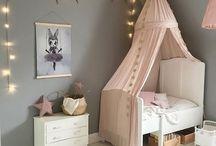 Baby Girl's Bedroom Ideas