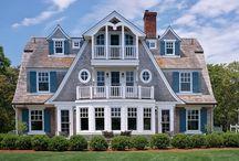 Cape Code / Houses