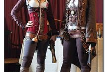 IDEAS - STEAMPUNK / Costumes, accessories, and ???