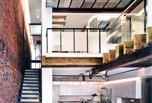 Loft spaces around the world... / Loft spaces around the world... Love City living!