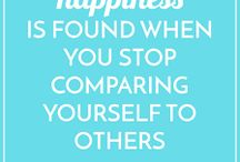 Happiness Quotes / #Happiness #Quotes to make you...um...happy! :)