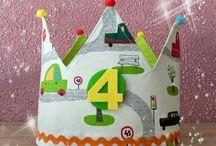 KANGURINES - Coronas de cumpleaños