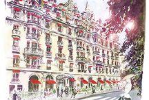 Le Plaza Athénée Dior