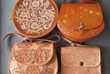 Tooled Bags
