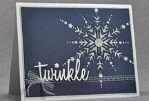 memory box dazzling snowflake