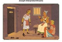 Joseph Interpreted Dreams Bible Activities / God had allowed Joseph to be unjustly imprisoned in Egypt. It was through these circumstances, however, that Joseph was able to interpret Pharaoh's dreams and then rise to power. These Bible activities for children will help kids learn about this story and see how God can use any circumstance to accomplish His purposes.