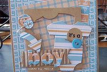 Scrapbook and card making.