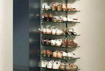 Cipők tárolása