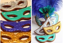 Mardi Gras ~ / by Carrie Blake Pease