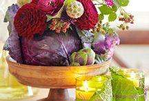 arrangement fruit veg