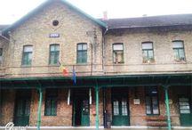 Un monument istoric unic in Banat: gara din Anina