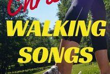 gospel songs for walking