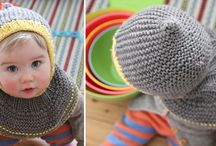 knitting for my baby boy / by Sara Traustadóttir
