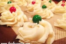 Holiday Cookies / Delicious cookies for the holidays!