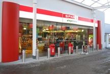 SPAR's stores