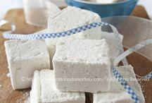 caramelle di zucchero fatti in casa