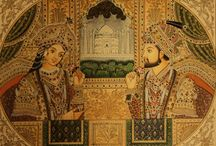 The Great Mughals and their legacies / The Mughal Empire is known as the gunpowder empire, founded by Babur  in 1526AD. The Mughals were descendants of the Timurids. In 1526 Babur and his army invaded India at the first battle of Panipat. He defeated the last Sultan of Sultanate of Delhi, Ibrahim Lodhi  then the Mughal Empire was formed. The Mughal Empire ruled parts of Afghanistan, Balochestan and most of India sub-continent for  three hundred years -  Under  the Mughals India was the greatest country in the world.