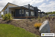 Kinloch ex show home in Taupo / Lockwood Homes  #beautifulhomes #woodenhomes #lockwood  http://www.lockwood.co.nz/Beinspired.aspx