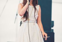 Lana Del Rey / by Brittany Agard♡