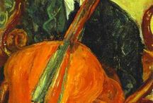 chaim soutine cellist