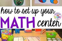 Preschool - centers