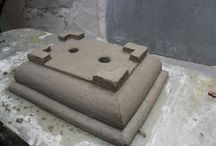 betonowe donice diy