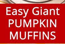 Baking muffins/breads/breakfast / Food