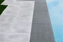 Pool copping tile