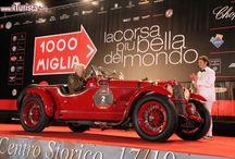 """Le Mille Miglia / The original 1000 Miglia race.   """"La corsa più bella del mondo"""" said Enzo Ferrari ."""