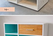 DIY Furniture Makeover Ideas!