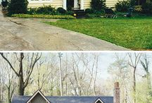 Exteriors Before & After