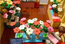 LEGO Flower Shop